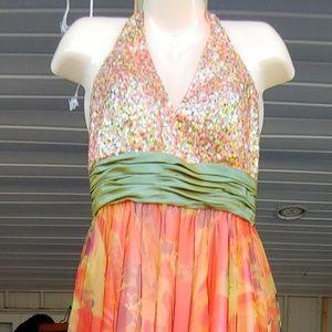 Gorgeous Prom/party dress~ Dana + Johnny design